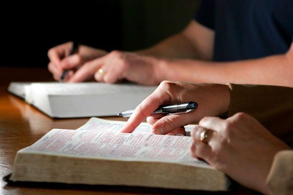 Trae tu Biblia a la escuela